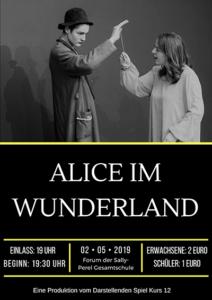 """Theaterabend """"Alice im Wunderland"""""""