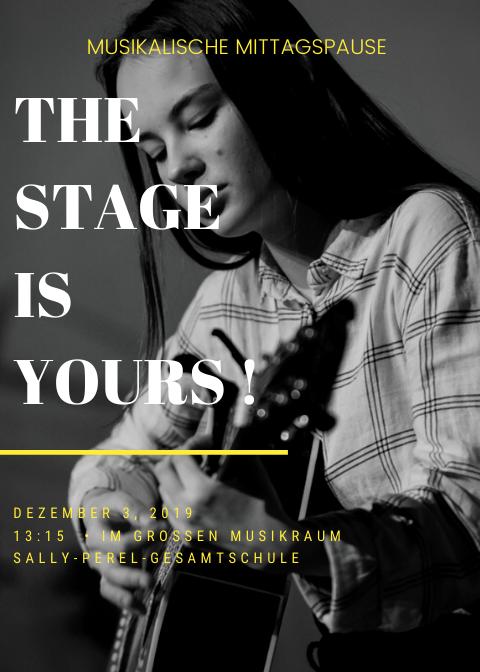 Musikalische Mittagspause am 03.12.2019