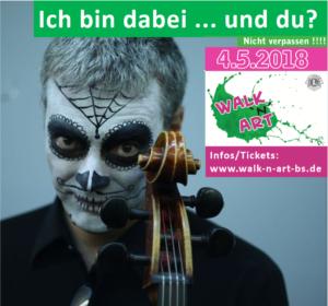 "Schüler-Kultur-Festival ""walk'n art"""