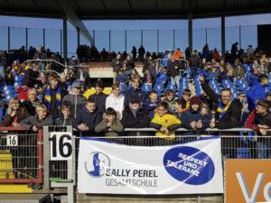 Sally Perel Löwenbande im Eintrachtstadion