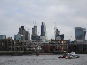 Studienfahrt nach London und Besuch unserer Partnerschule