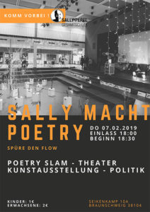 Sally macht Poetry