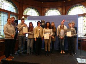 Sally-Perel-Gesamtschule erhält eTwinning- Qualitätssiegel