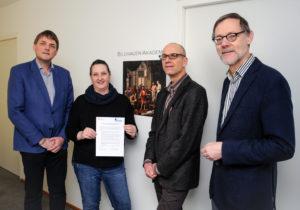 Kooperationsvertrag mit dem Herzog-Anton-Ulrich-Museum