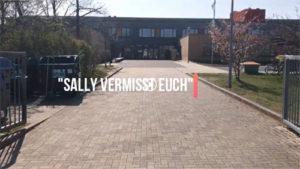 Sally vermisst euch!